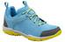 Columbia Fire Venture Shoes Women WP oxide blue / ginkgo